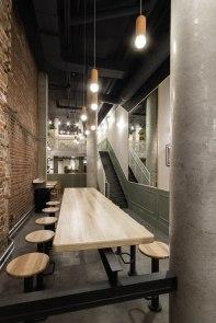 Cafe Jouney Interieur 4